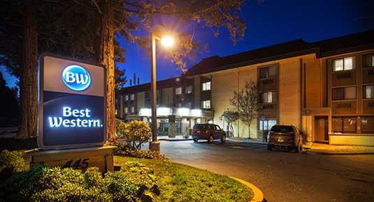 hotel in Martinez CA